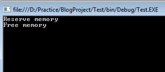 Garbage collector technique in C#
